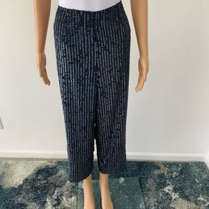 ASOS Sparkly Blue Pants